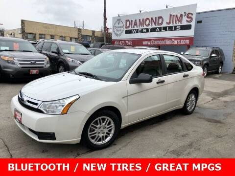 2010 Ford Focus for sale at Diamond Jim's West Allis in West Allis WI