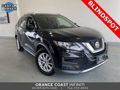 2018 Nissan Rogue for sale at ORANGE COAST CARS in Westminster CA