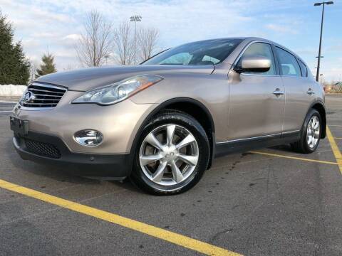 2008 Infiniti EX35 for sale at Car Stars in Elmhurst IL