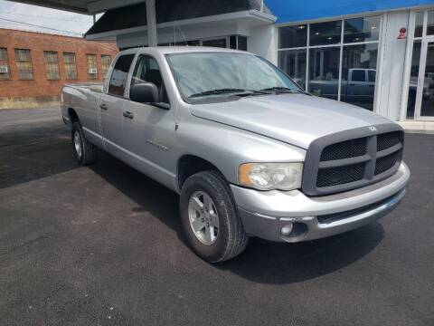 2005 Dodge Ram Pickup 1500 for sale at Lincoln County Automotive in Fayetteville TN