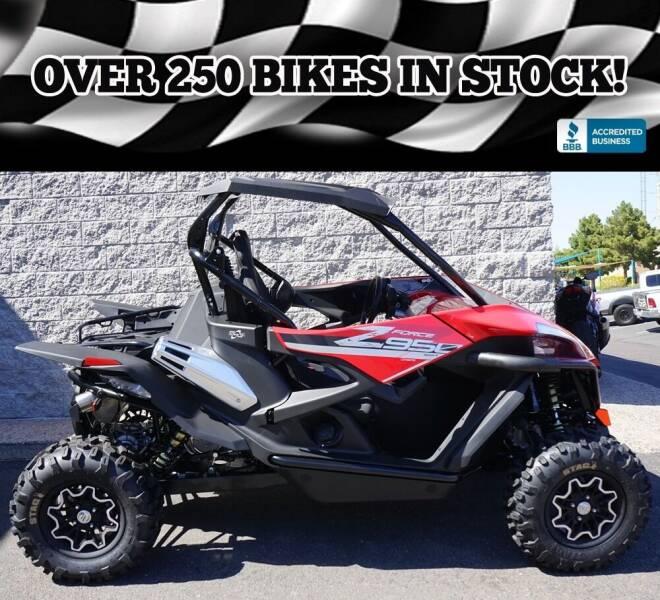 2021 CF Moto ZForce for sale at AZautorv.com in Mesa AZ