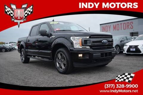 2020 Ford F-150 for sale at Indy Motors Inc in Indianapolis IN