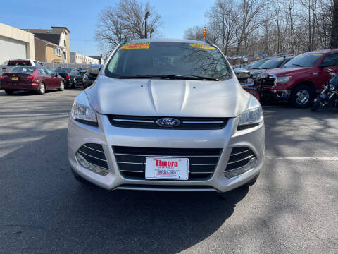 2015 Ford Escape for sale at Elmora Auto Sales in Elizabeth NJ