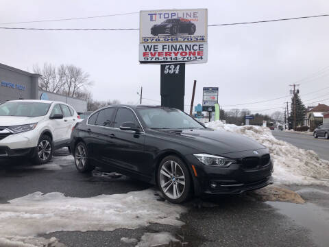 2018 BMW 3 Series for sale at Top Line Import in Haverhill MA