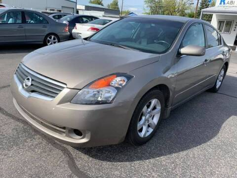 2008 Nissan Altima for sale at RABI AUTO SALES LLC in Garden City ID