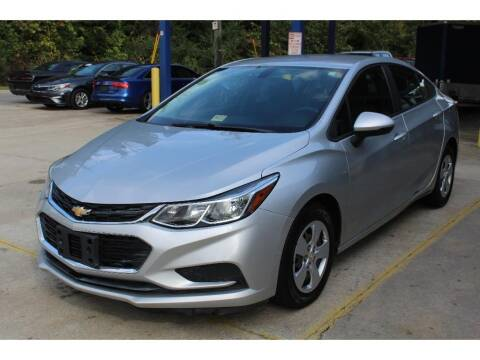 2017 Chevrolet Cruze for sale at Inline Auto Sales in Fuquay Varina NC
