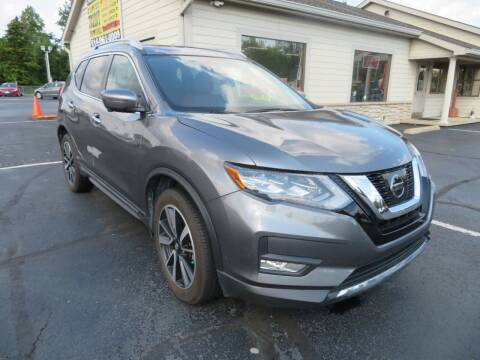 2017 Nissan Rogue for sale at Tri-County Pre-Owned Superstore in Reynoldsburg OH