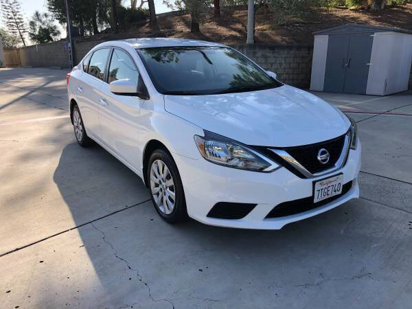 2016 Nissan Sentra for sale at Legend Auto Sales Inc in Lemon Grove CA