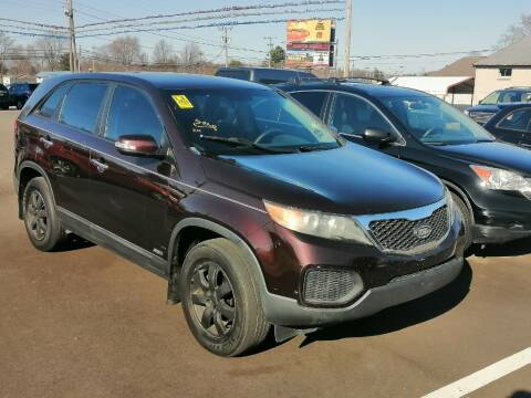 2011 Kia Sorento for sale at KRIS RADIO QUALITY KARS INC in Mansfield OH