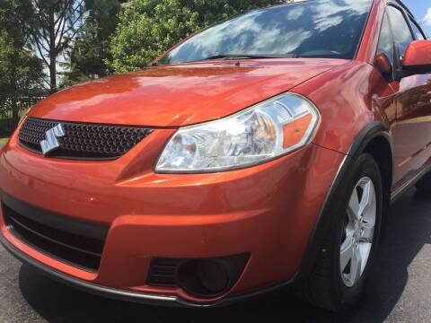 2012 Suzuki SX4 Crossover for sale at Nice Cars in Pleasant Hill MO