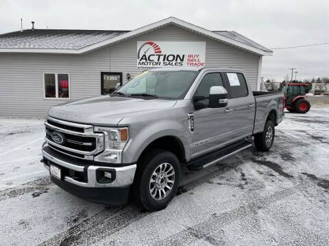 2020 Ford F-350 Super Duty for sale at Action Motor Sales in Gaylord MI