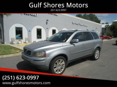 2008 Volvo XC90 for sale at Gulf Shores Motors in Gulf Shores AL