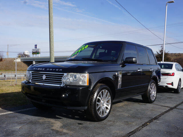 2009 Land Rover Range Rover for sale at FOWLERVILLE FORD in Fowlerville MI