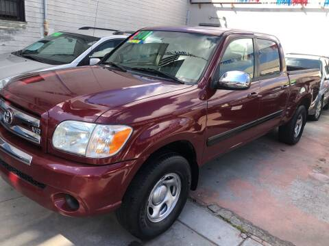 2005 Toyota Tundra for sale at Excelsior Motors , Inc in San Francisco CA