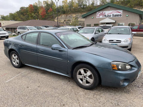 2006 Pontiac Grand Prix for sale at Gilly's Auto Sales in Rochester MN