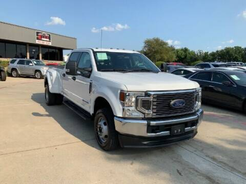 2020 Ford F-350 Super Duty for sale at KIAN MOTORS INC in Plano TX