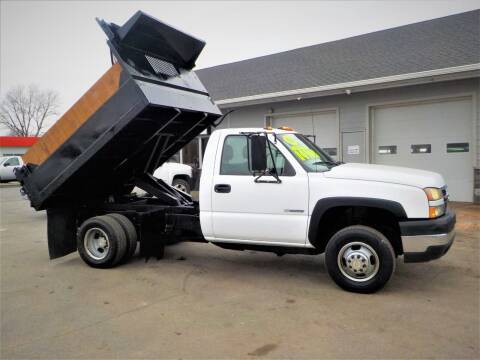 2006 Chevrolet Silverado 3500 for sale at Steffes Motors in Council Bluffs IA