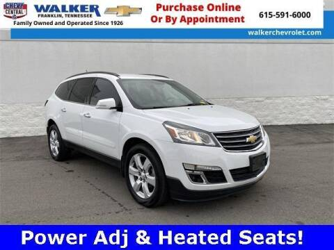 2016 Chevrolet Traverse for sale at WALKER CHEVROLET in Franklin TN