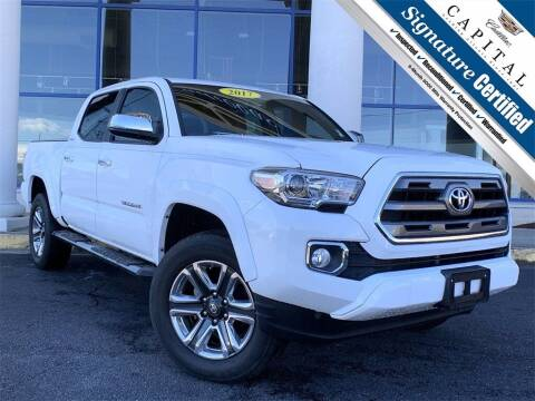2017 Toyota Tacoma for sale at Southern Auto Solutions - Capital Cadillac in Marietta GA