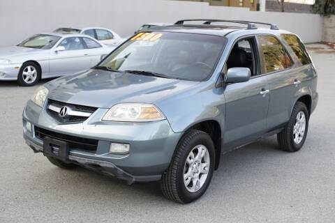 2005 Acura MDX for sale at Sports Plus Motor Group LLC in Sunnyvale CA