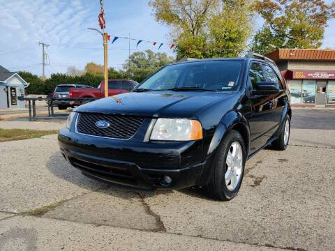 2006 Ford Freestyle for sale at Lamarina Auto Sales in Dearborn Heights MI