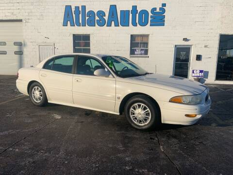 2005 Buick LeSabre for sale at Atlas Auto in Rochelle IL
