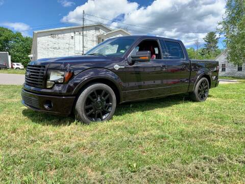 2010 Ford F-150 for sale at ds motorsports LLC in Hudson NH