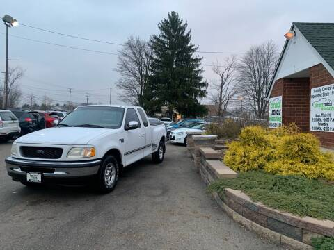 1998 Ford F-150 for sale at Direct Sales & Leasing in Youngstown OH