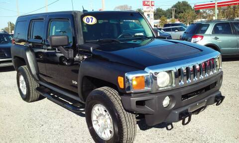 2007 HUMMER H3 for sale at Pinellas Auto Brokers in Saint Petersburg FL