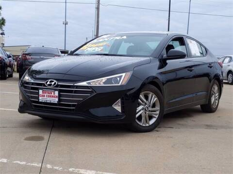 2019 Hyundai Elantra for sale at Bryans Car Corner in Chickasha OK