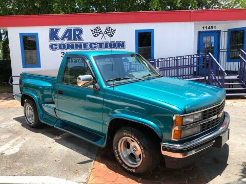 1993 Chevrolet C/K 1500 Series for sale at Kar Connection in Miami FL