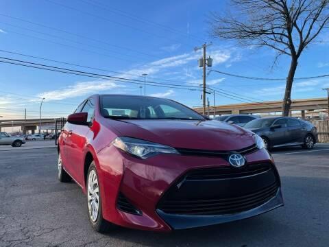 2018 Toyota Corolla for sale at Makka Auto Sales in Dallas TX