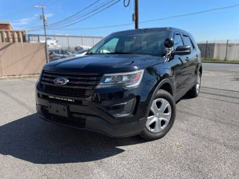 2017 Ford Explorer for sale at A1 Auto Mall LLC in Hasbrouck Heights NJ
