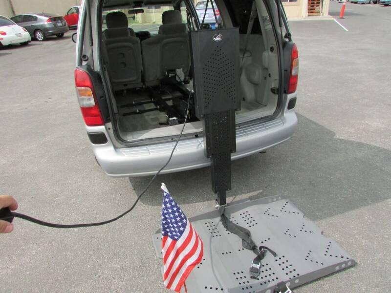 2001 Chevrolet Venture for sale at Best Auto Buy in Las Vegas NV