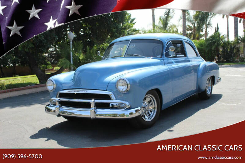 1951 Chevrolet Styleline Special for sale at American Classic Cars in La Verne CA