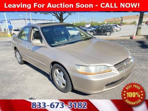 2000 Honda Accord for sale at Glenbrook Dodge Chrysler Jeep Ram and Fiat in Fort Wayne IN