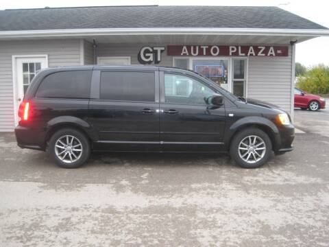 2014 Dodge Grand Caravan for sale at G T AUTO PLAZA Inc in Pearl City IL