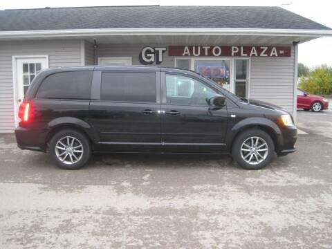 2014 Dodge Grand Caravan for sale at G T AUTO PLAZA Inc in Pearl City IL