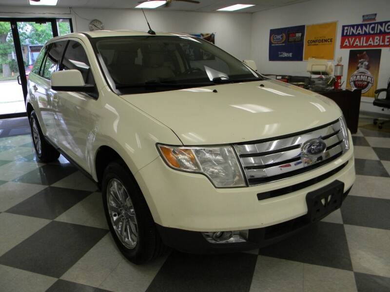 2008 Ford Edge for sale at Lindenwood Auto Center in Saint Louis MO