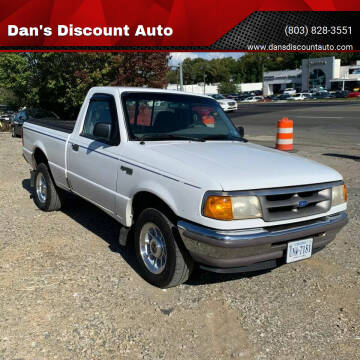 1997 Ford Ranger for sale at Dan's Discount Auto in Gaston SC
