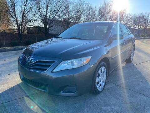 2011 Toyota Camry for sale at Triple A's Motors in Greensboro NC