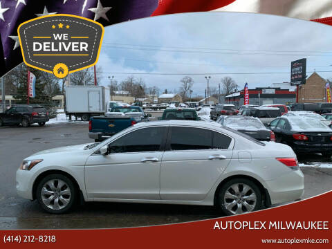 2010 Honda Accord for sale at Autoplex 2 in Milwaukee WI