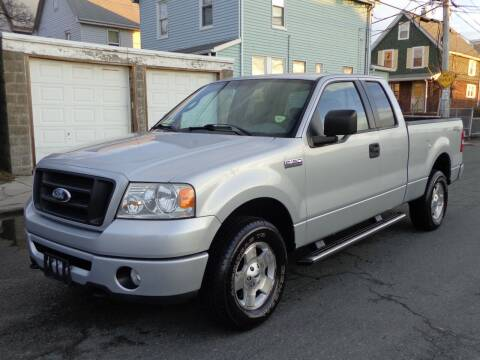 2006 Ford F-150 for sale at Broadway Auto Sales in Somerville MA