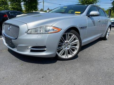 2012 Jaguar XJL for sale at iDeal Auto in Raleigh NC