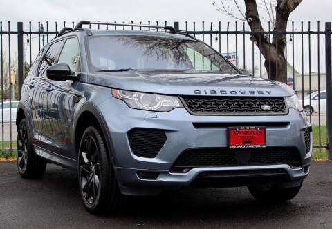 2018 Land Rover Discovery Sport for sale at Avanesyan Motors in Orem UT
