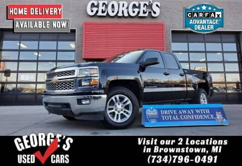 2014 Chevrolet Silverado 1500 for sale at George's Used Cars - Pennsylvania & Allen in Brownstown MI