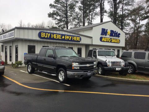2004 Chevrolet Silverado 1500 for sale at Bi Rite Auto Sales in Seaford DE