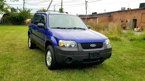 2006 Ford Escape for sale at Cleveland Avenue Autoworks in Columbus OH