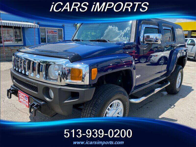 2009 HUMMER H3 for sale in Fairfield, OH