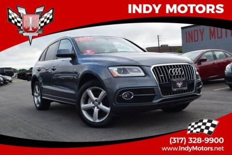 2017 Audi Q5 for sale at Indy Motors Inc in Indianapolis IN